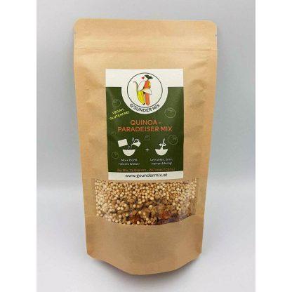Quinoa Paradeiser Mix in Verpackung von vorne