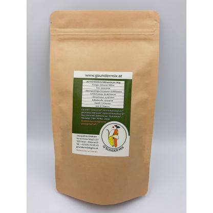 Couscous Gerstengras Mix Verpackung von hinten