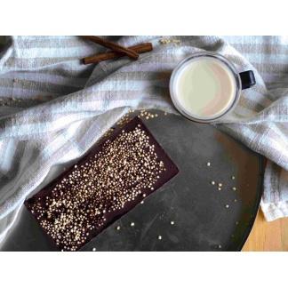 Schokolade mit Quinoa